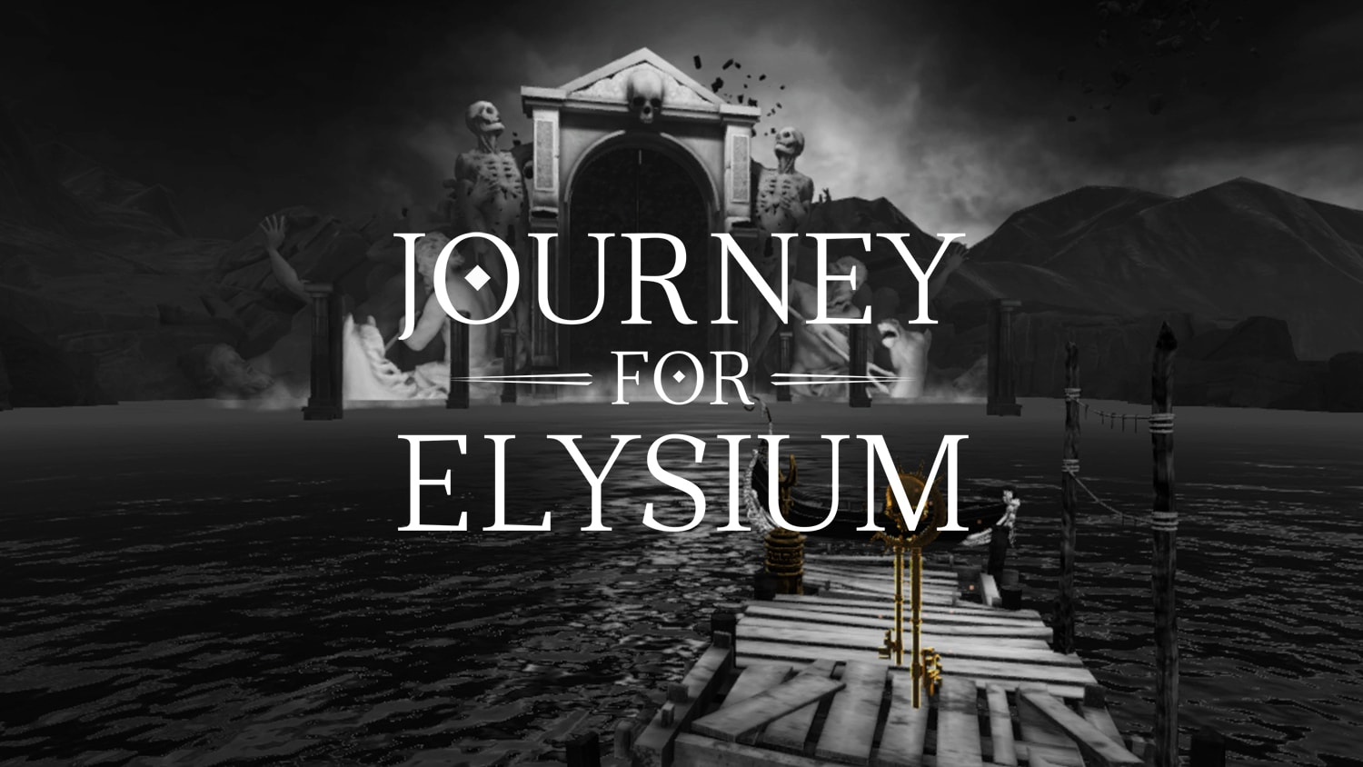 Dive into the World of the Dead in Journey For Elysium's New