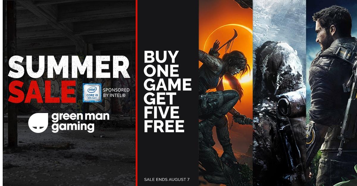 Green Man Gaming's Summer Sale - Gayming Magazine