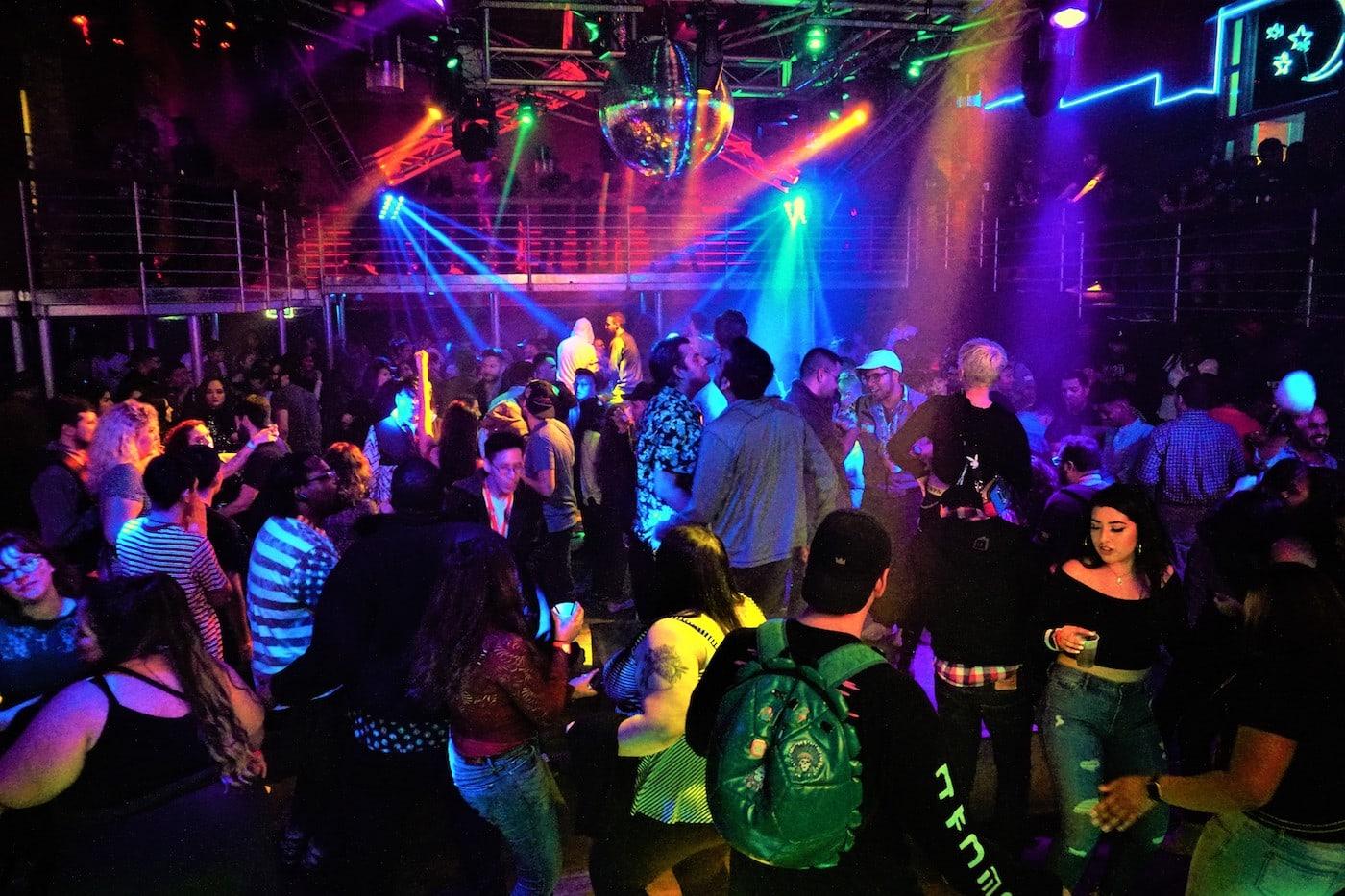 club coliseum Gay