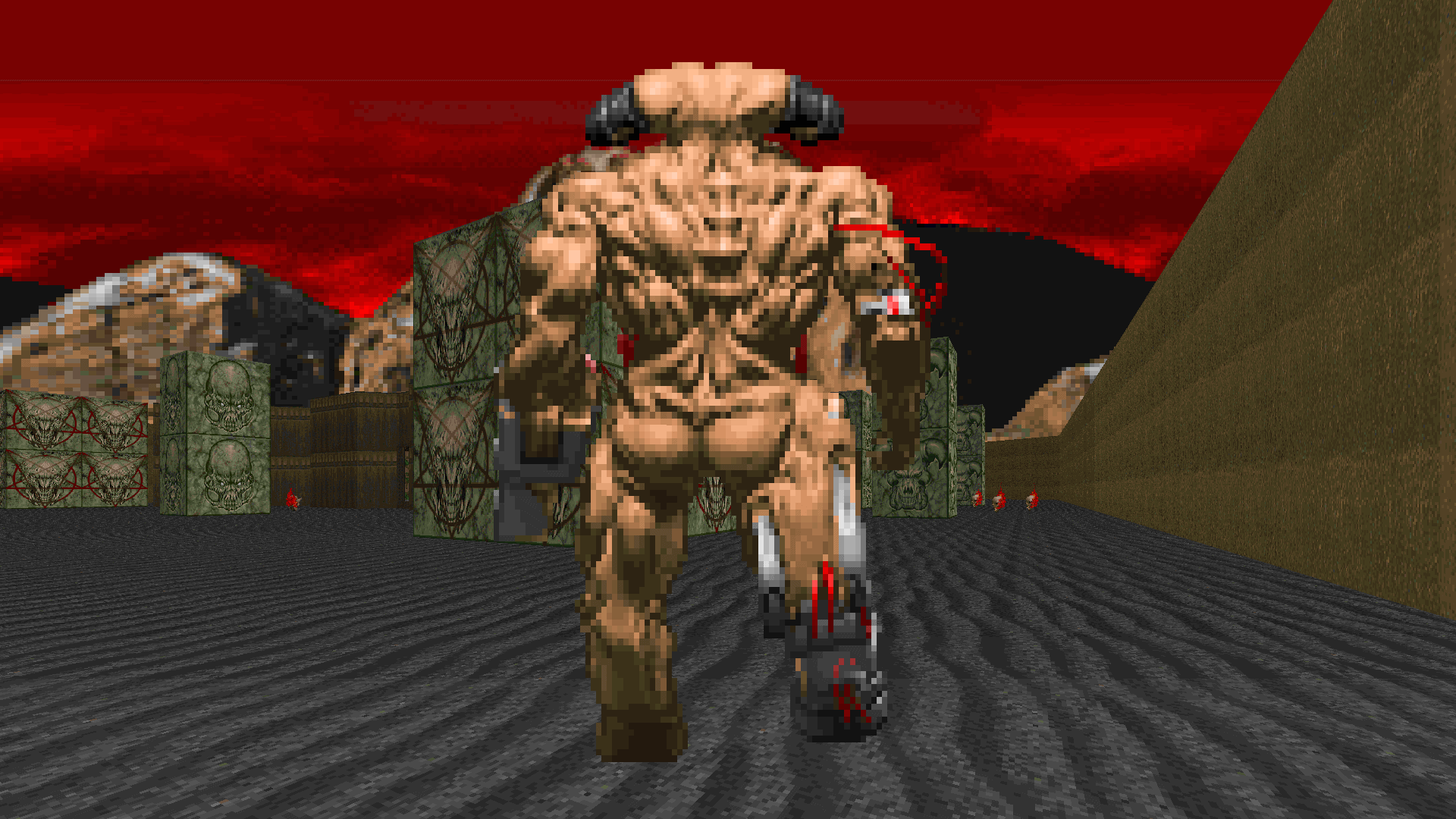 The Wickedest And The Thiccedest Butts In Classic Doom Gayming