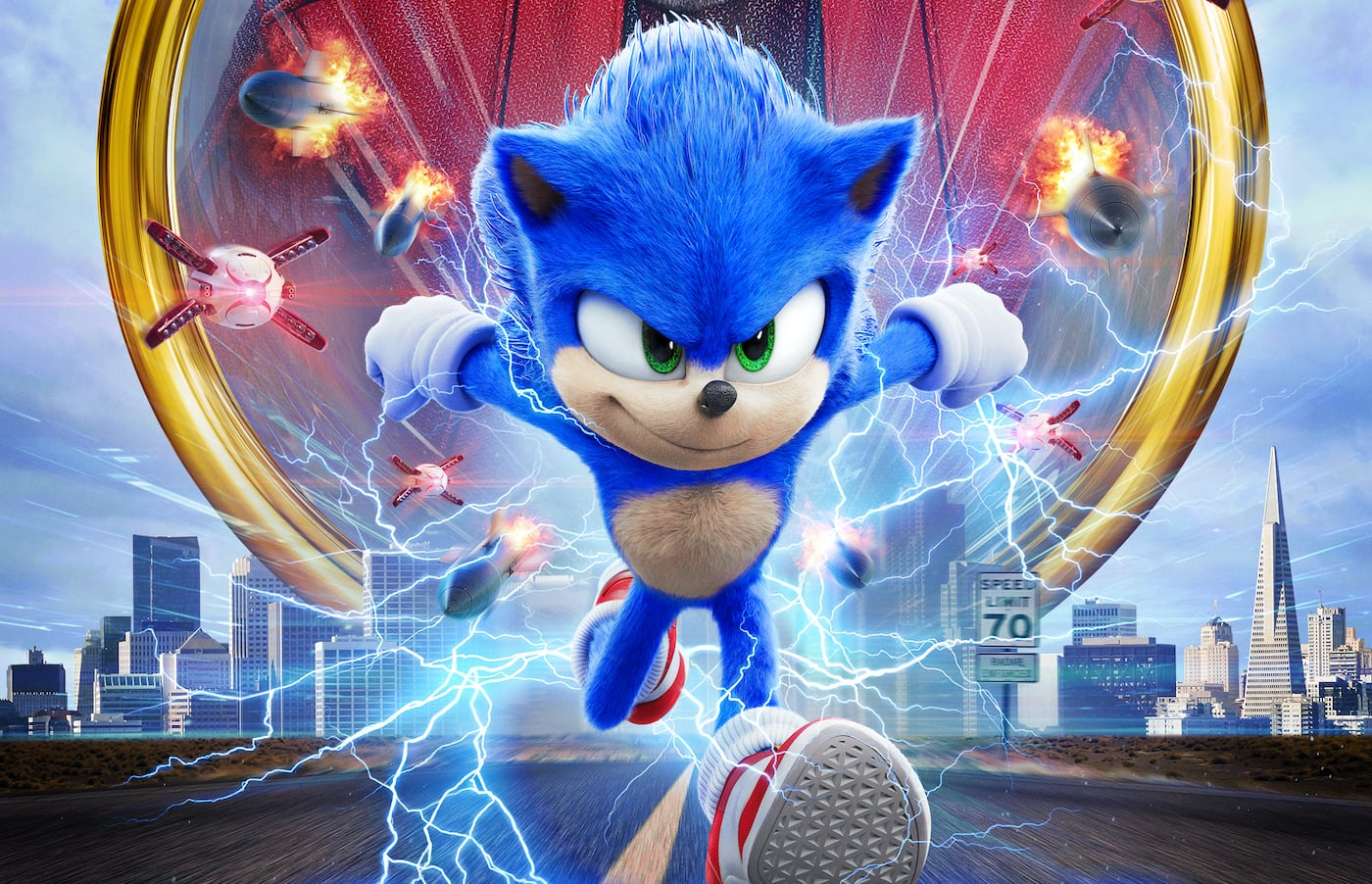 Sonic The Hedgehog S Second Movie Trailer Looks Uh Good Gayming Magazine
