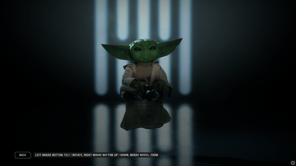 Baby Yoda mod coming to Battlefront 2, it is - Gayming Magazine