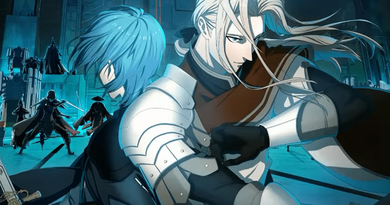 Avatar Gay Sex male byleth finally gets a new boyfriend in fire emblem