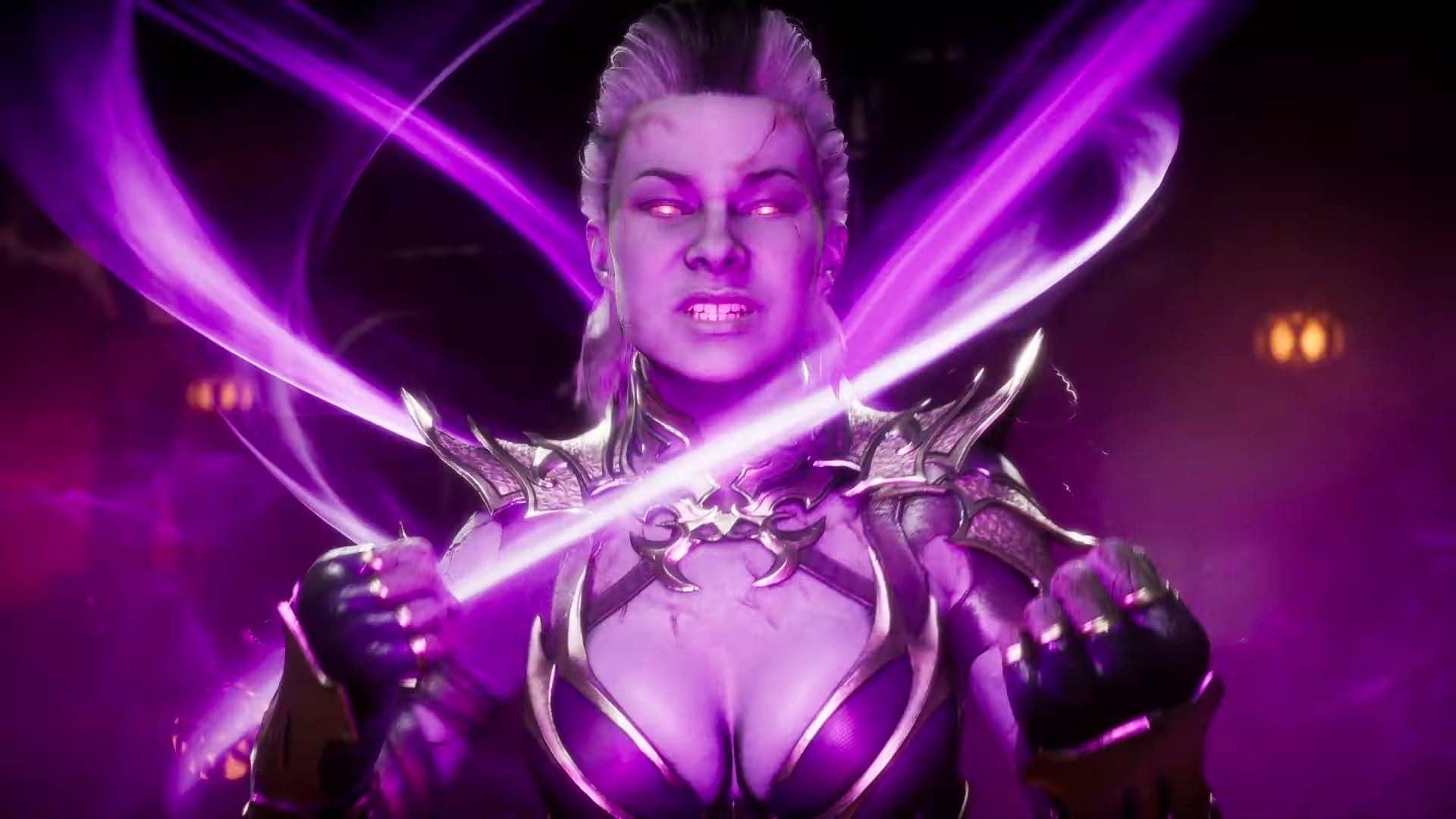 Sindel Finally Joins Mortal Kombat 11 Gayming Magazine