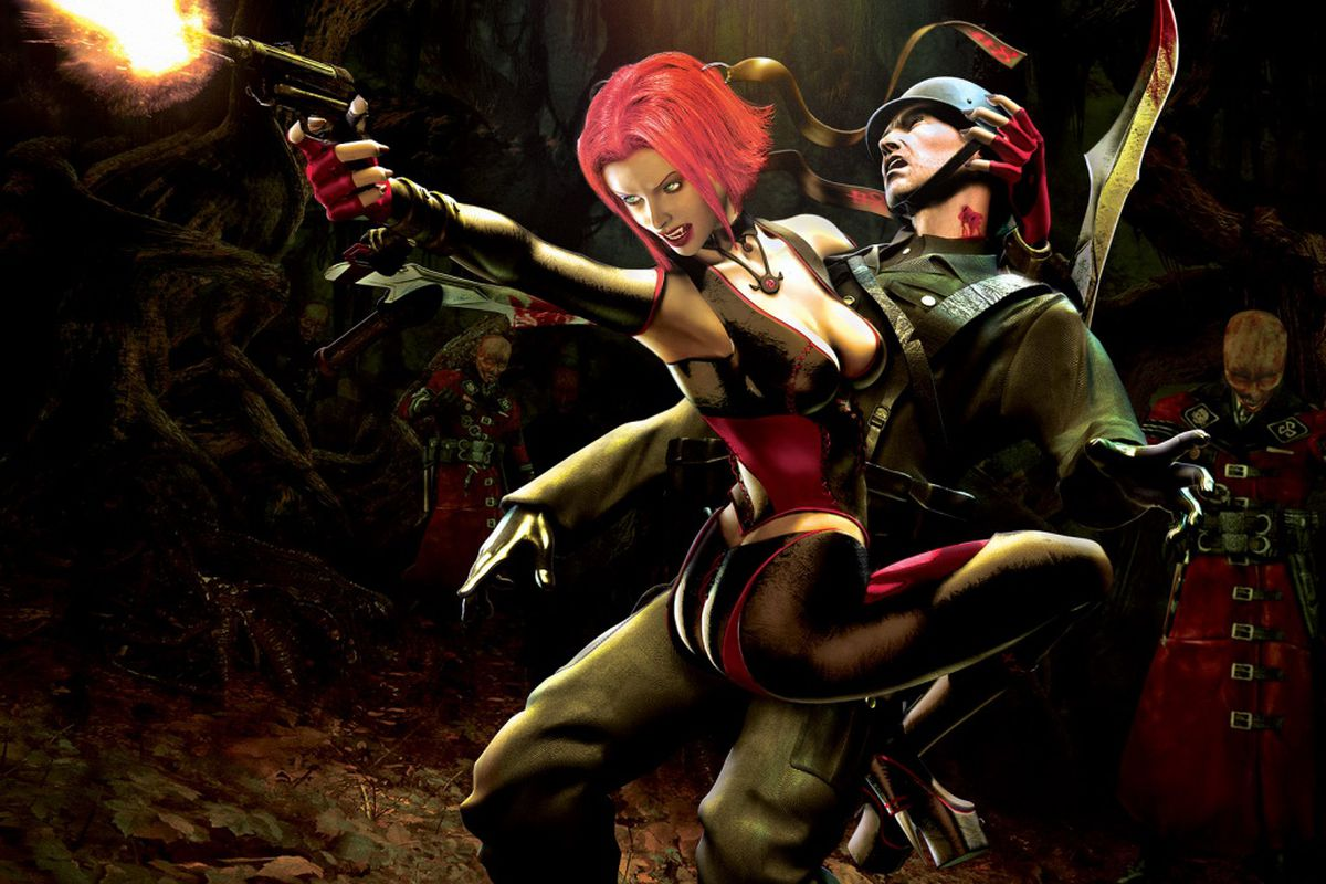 Who Could Forget The Many Talents Of Bloodrayne Gayming Magazine