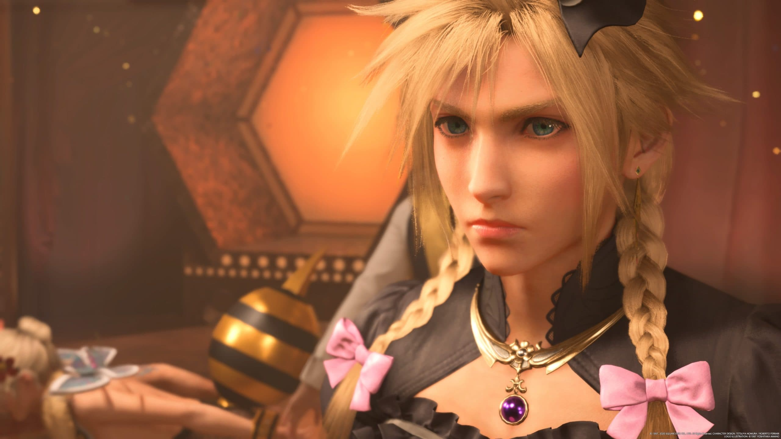 The Big Question How Gay Is Final Fantasy Vii Remake Gayming Magazine