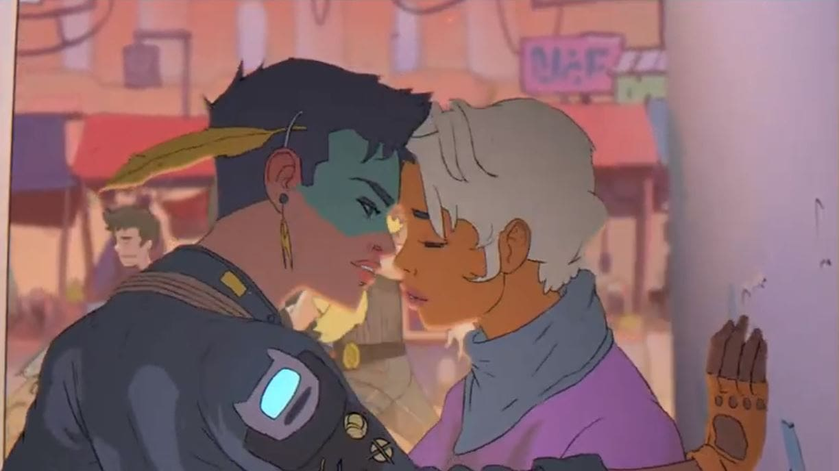 A Long Journey to an Uncertain End is the Queer Space Drama We Deserve -  Gayming Magazine