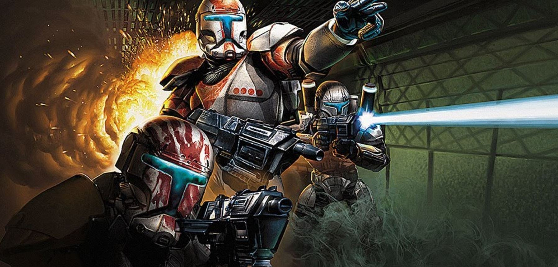 Star Wars: Republic Commando releases on Switch and PS4 today - Gayming  Magazine